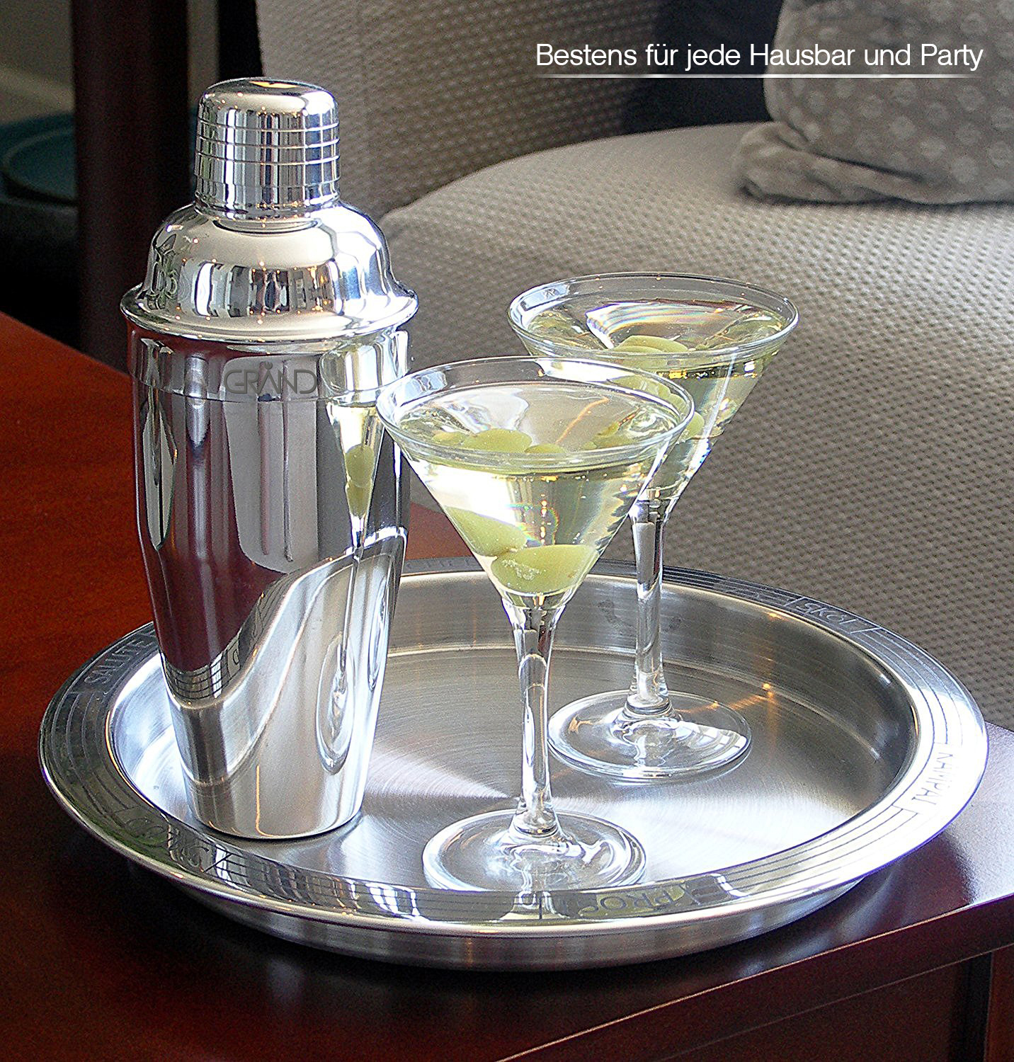 Cocktail Shaker Set | Grand
